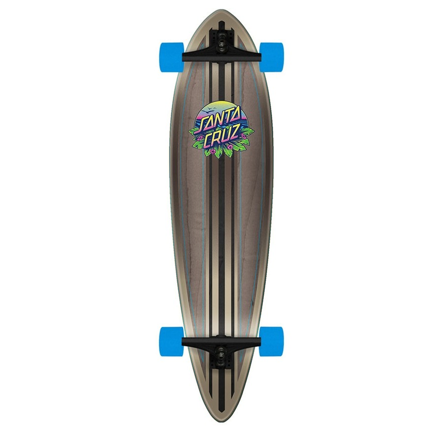 Sunset Dot Pintail Cruiser Complete