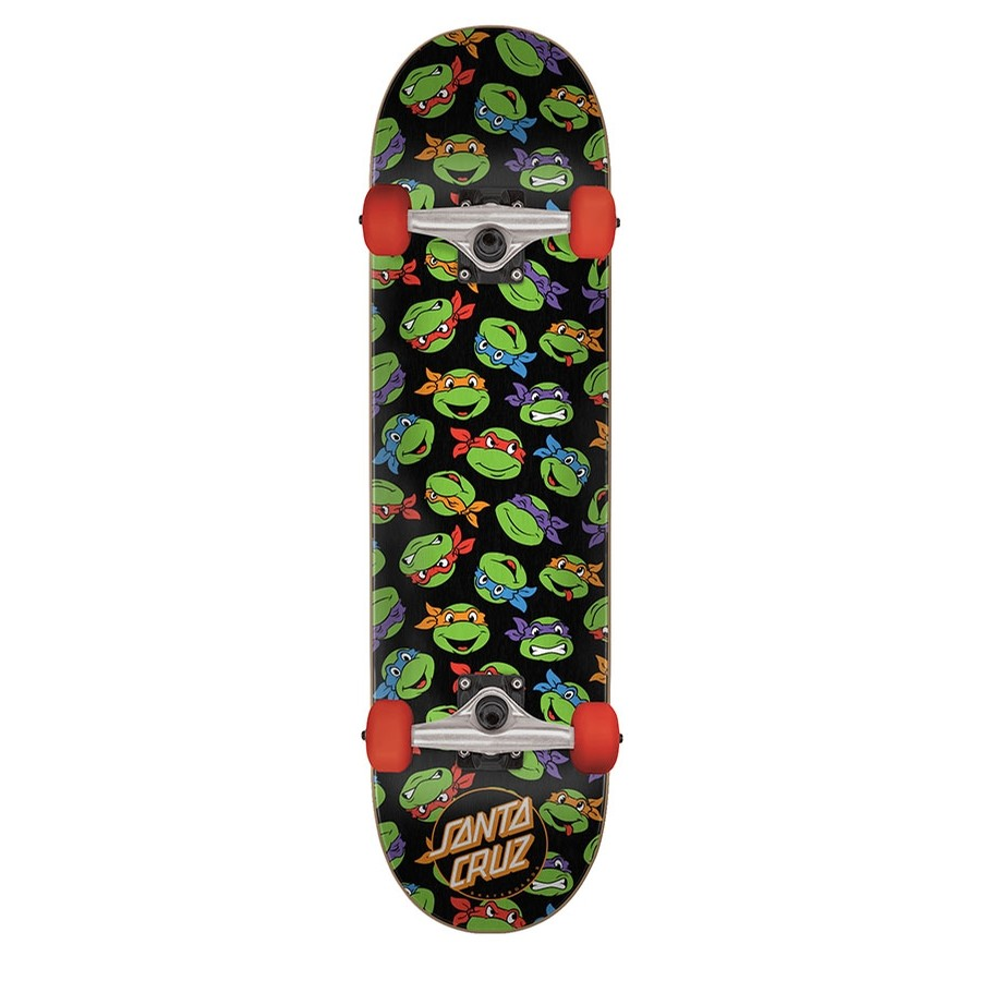 TMNT All over Turtle Sk8 Complete