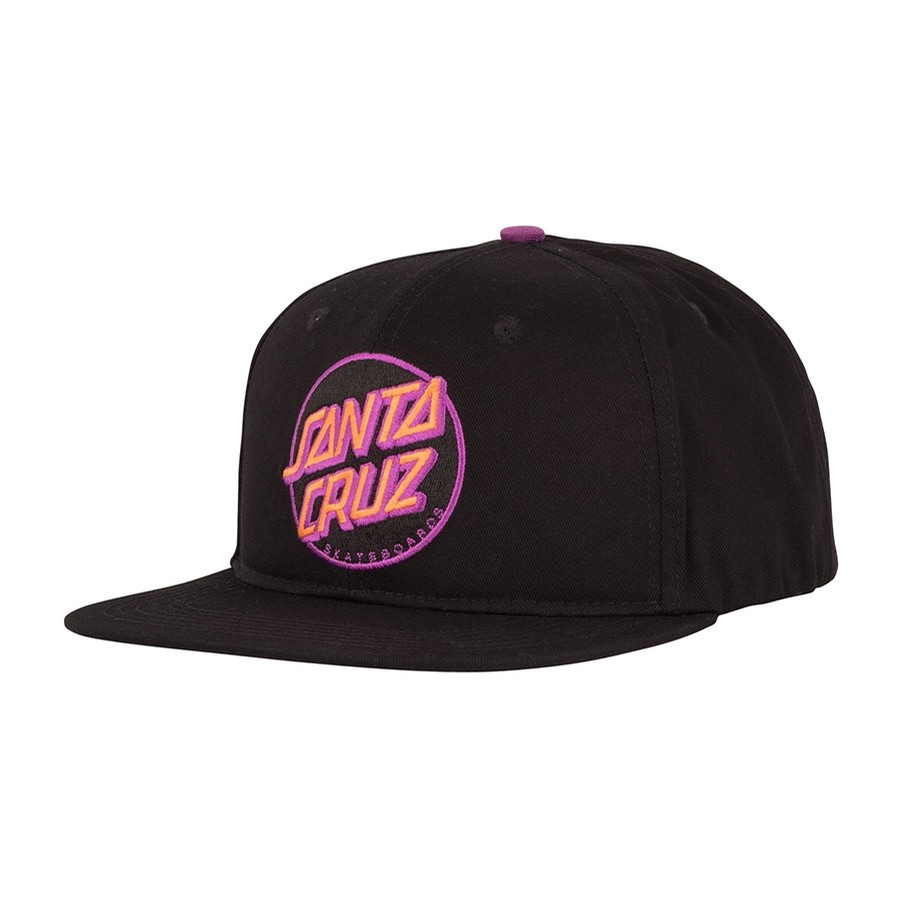 Other Dot Snapback Hat