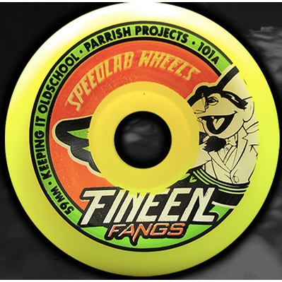 Fineen Fangs 59mm 101A