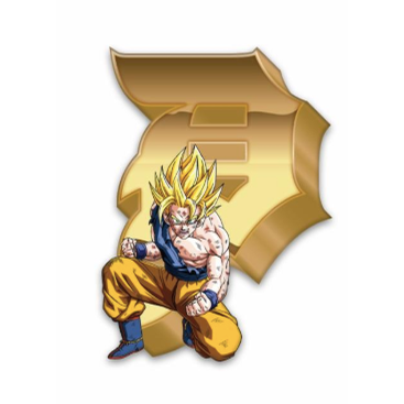 DBZ Goku Dirty P Pin