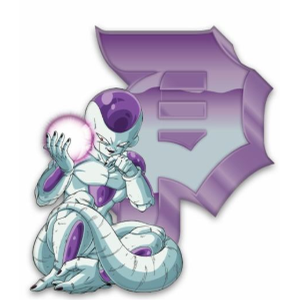 DBZ Frieza Dirty P Pin
