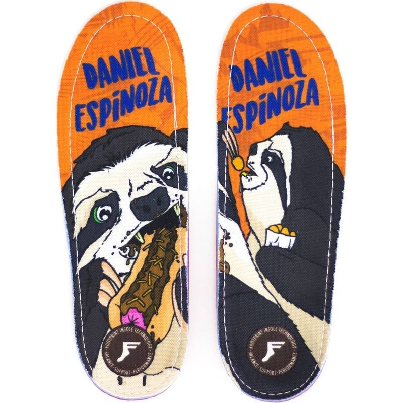 Daniel Espinoza Sloth Gamechanger Insoles