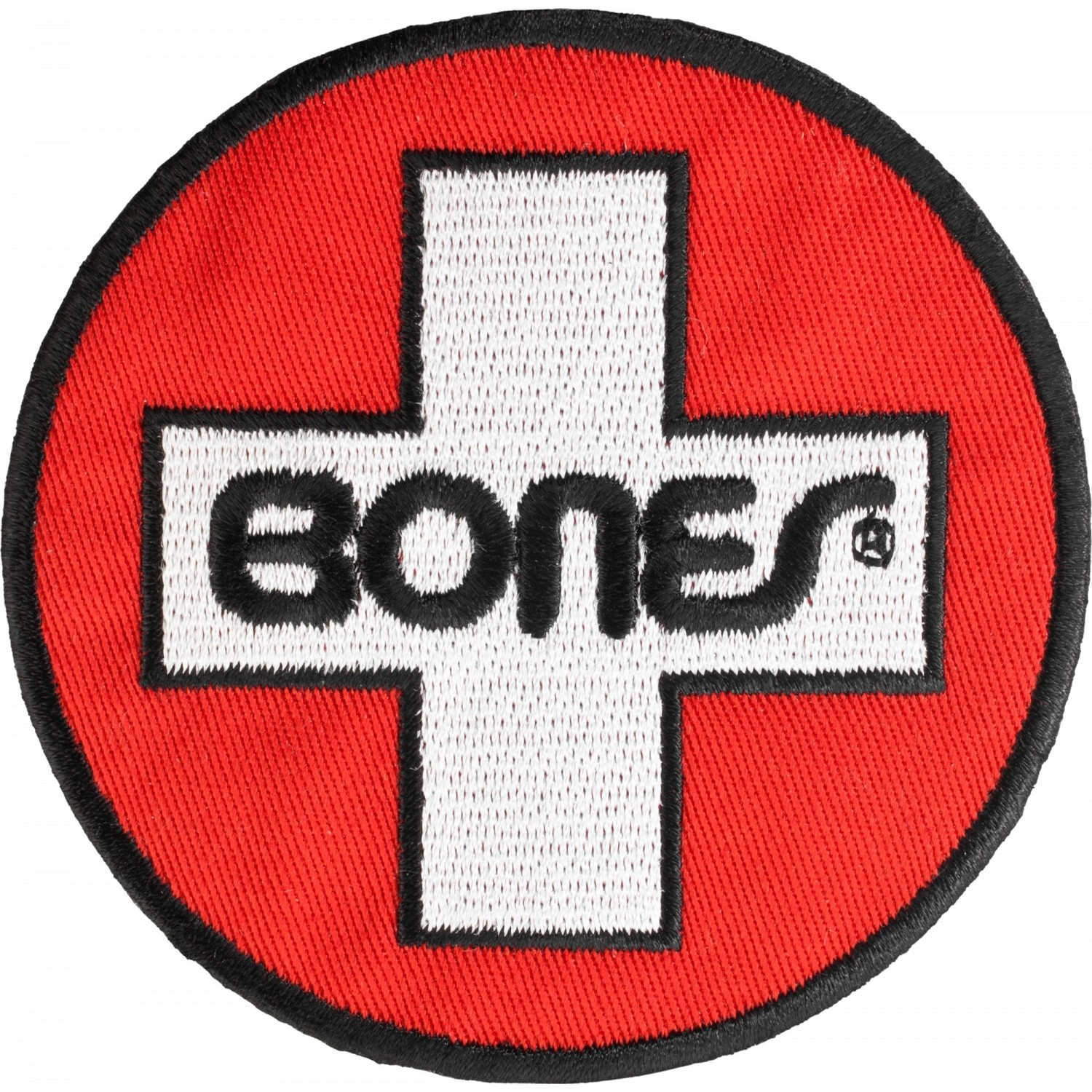 Swiss Circle MD Patch