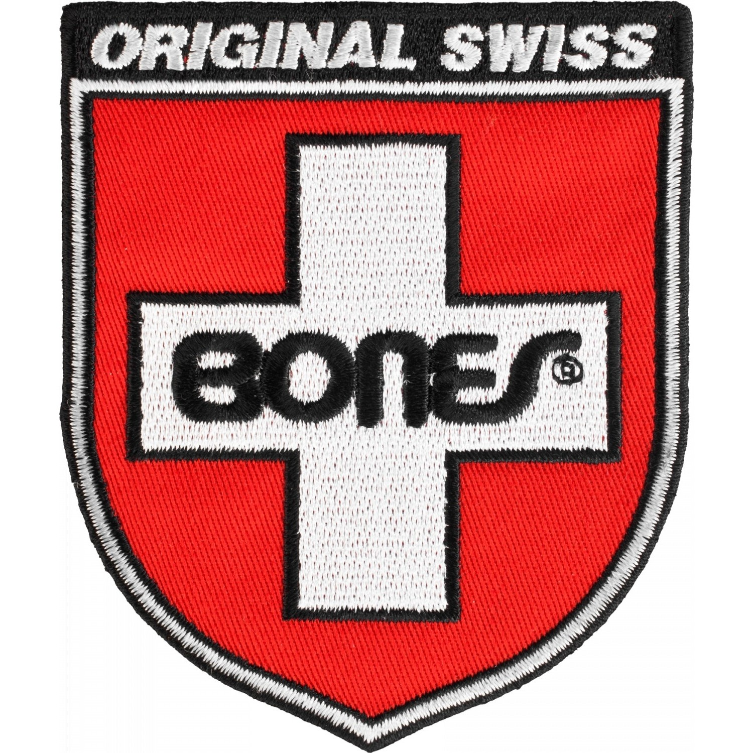 Swiss Shield Patch