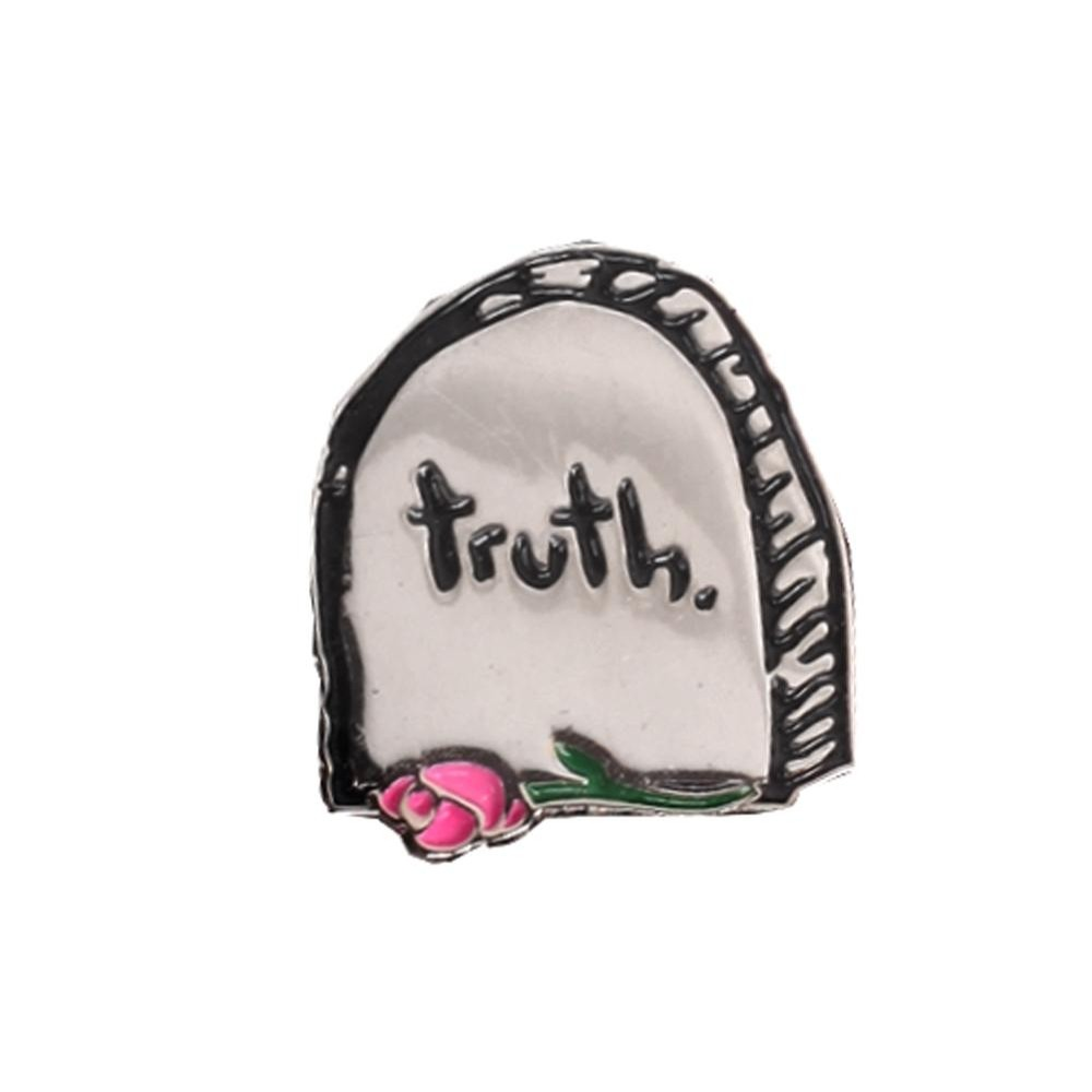 We Believe Enamel Pin