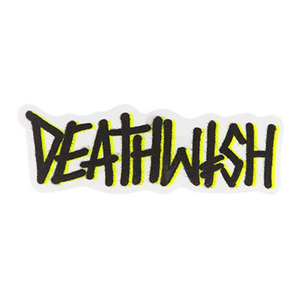 Deathspray Sticker