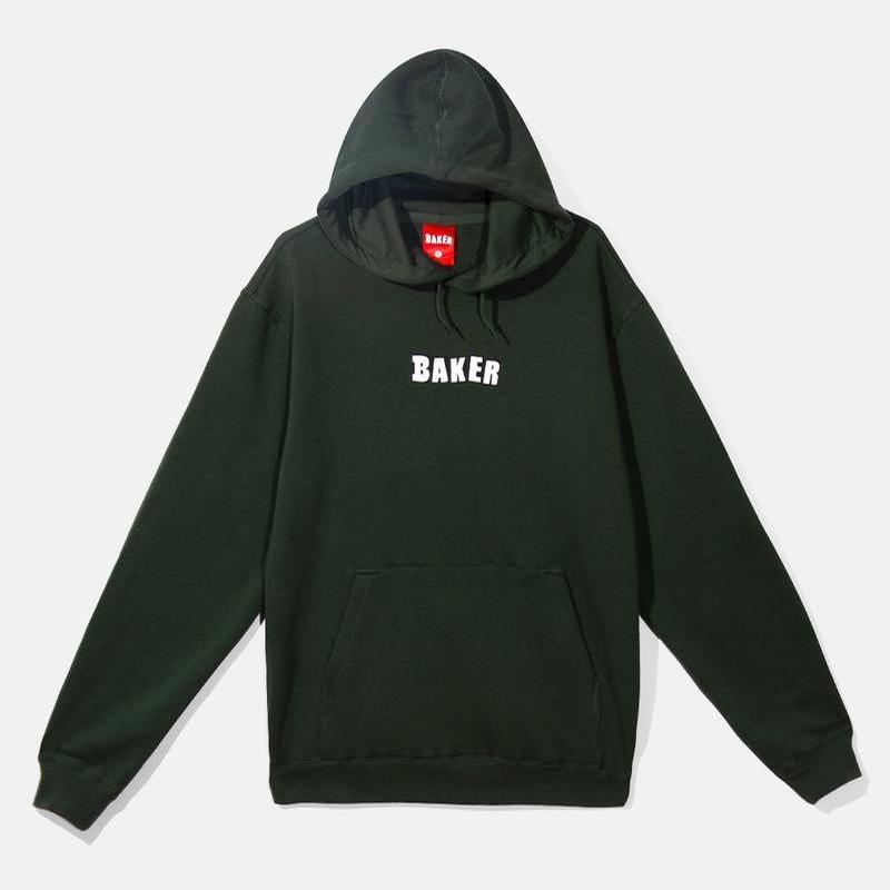 Brand Logo Card Pullover