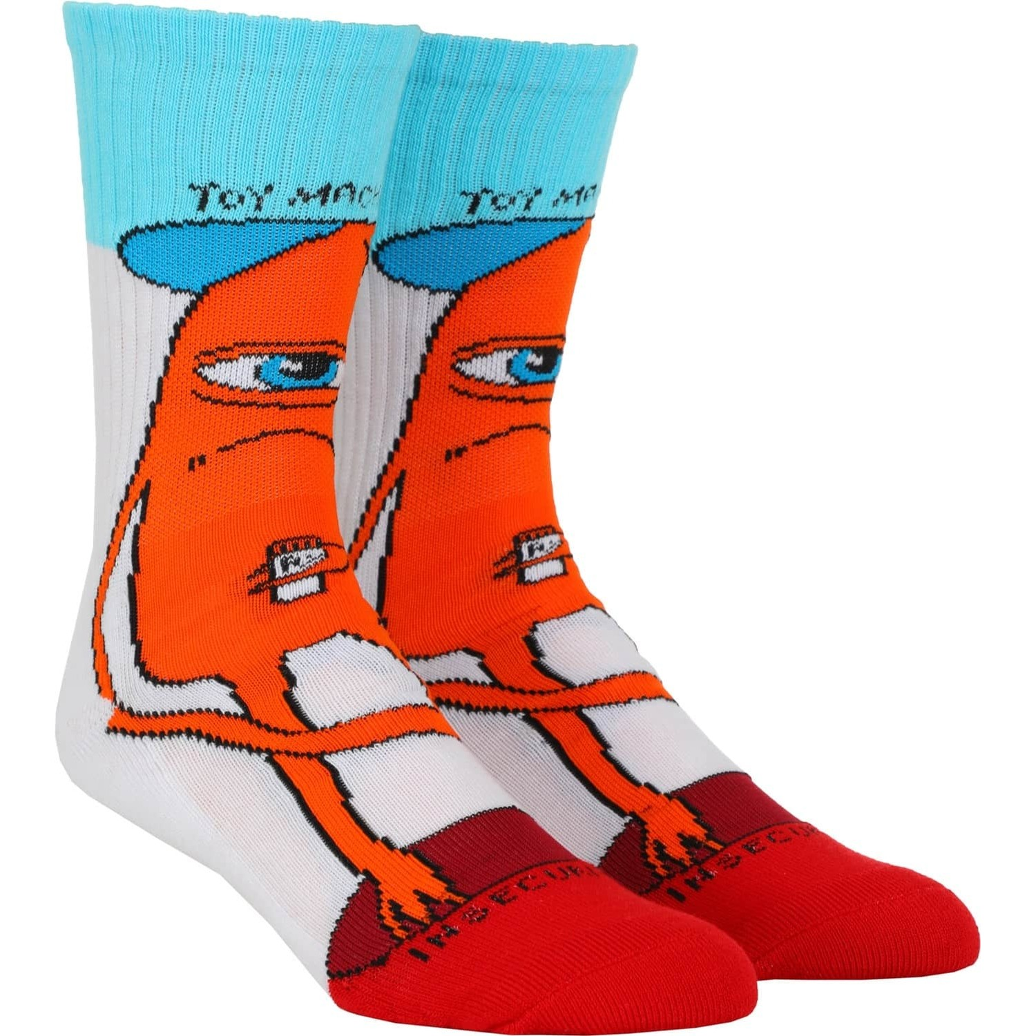 Insecurity Crew Sock
