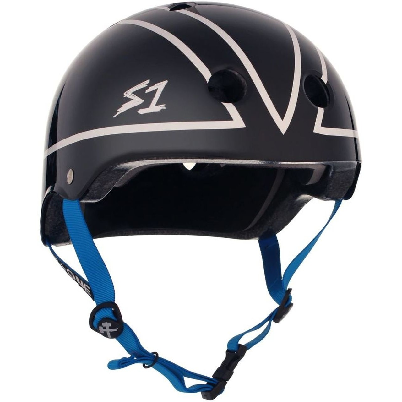 Lifer Helmet Black Gloss/ Lonny