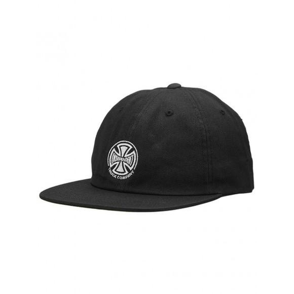 Truck Co. embroidery strapback unstructured low hat