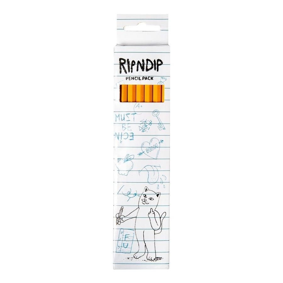 Buy me wooden #2 Pencil pack