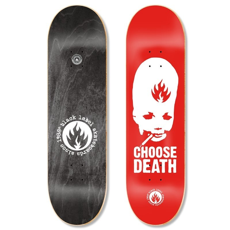Choose Death Deck