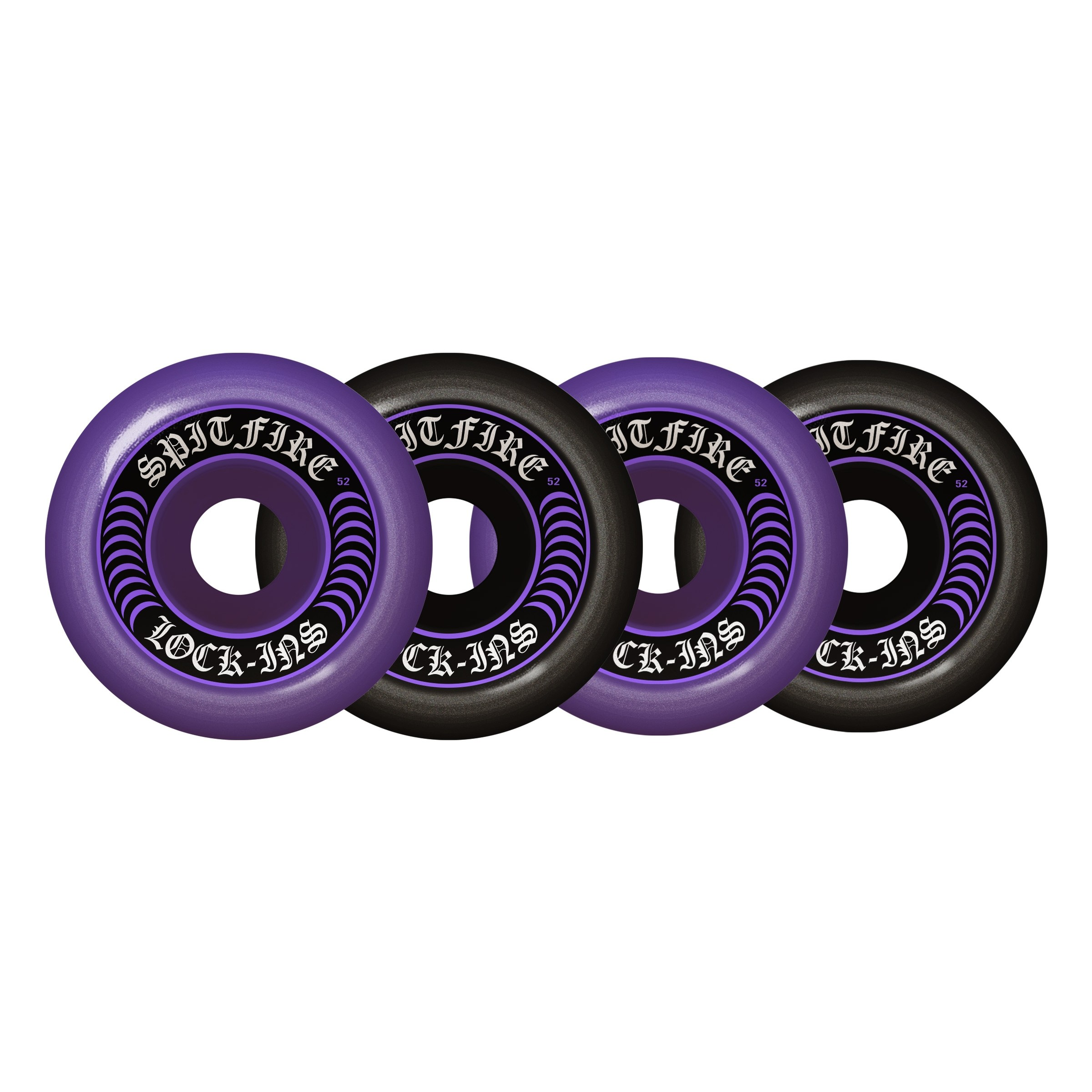 Formula 4 Lock In Mashup Purple Black 101A