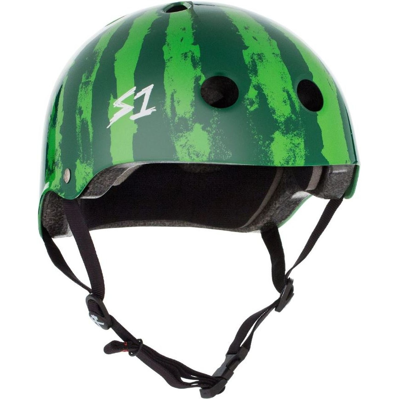 Lifer Helmet Black Matte/ Watermelon