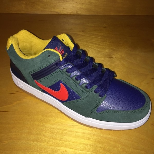 Air Force II Low (Midnight Green)