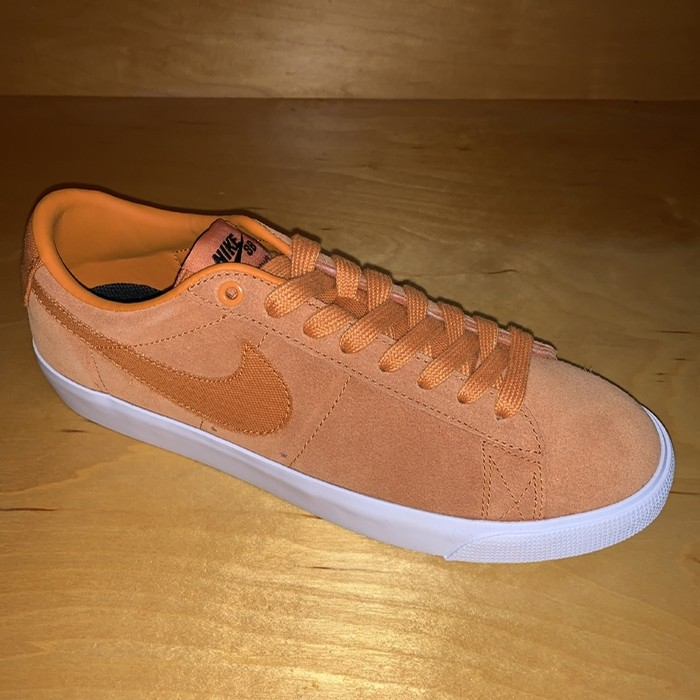 Zoom Blazer Low GT (Cinder Orange)