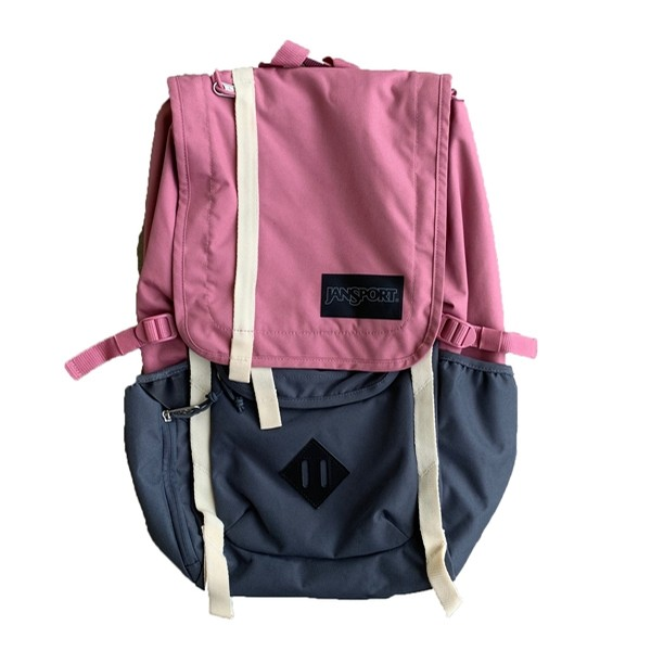 Pink / Grey Backpack