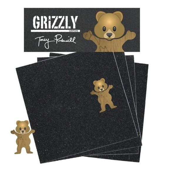 Grizzly Pudwill Bear