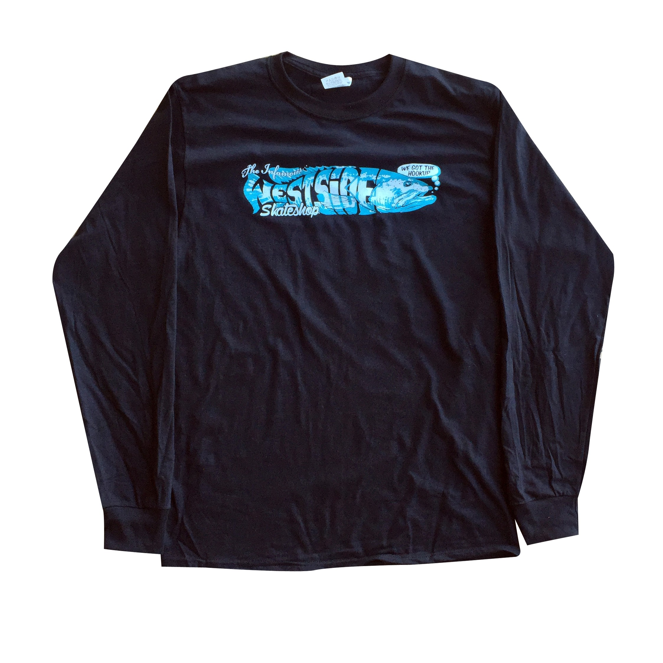 Westside Skate Shop Grouper Longsleeve