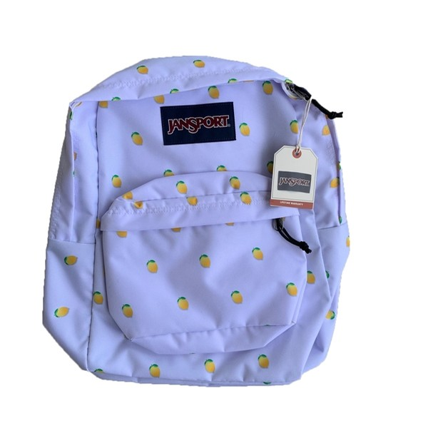 White Lemon Backpack