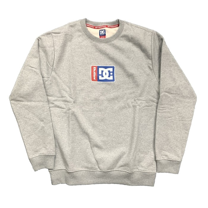 DC X Buttergoods Crew Pullover