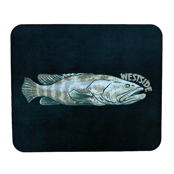 Grouper Mouse Pad