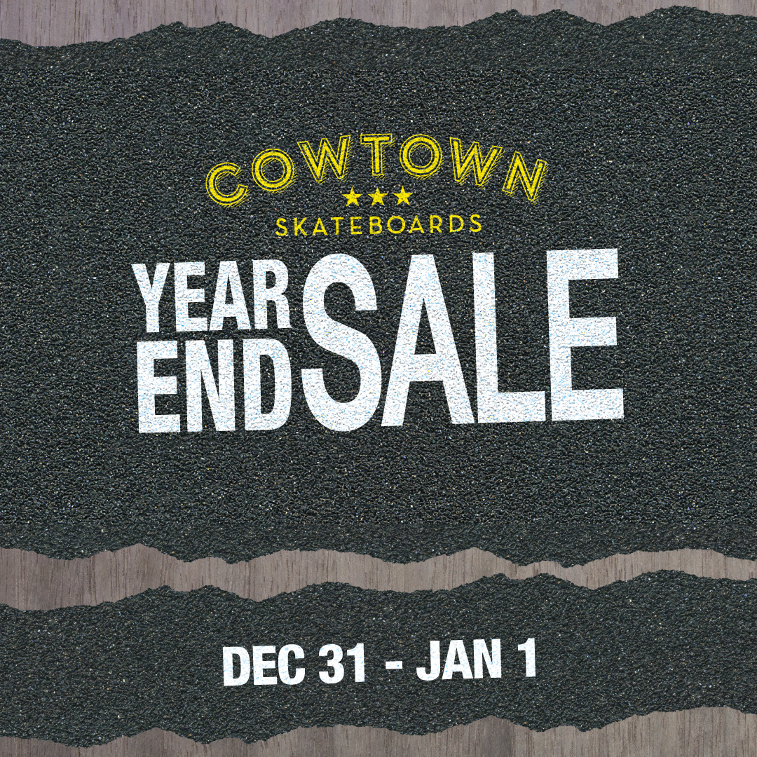 Year End Sale Dec 31-Jan 1 In Store & Online