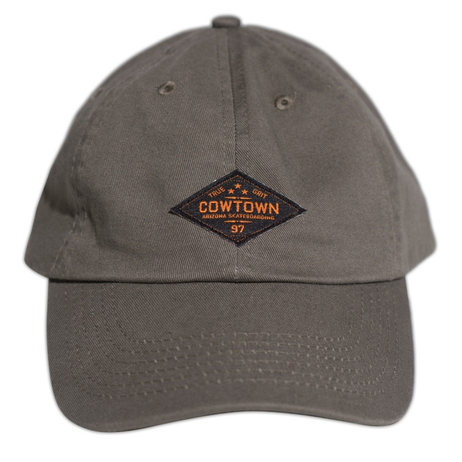True Grit Dad Hat (Olive)