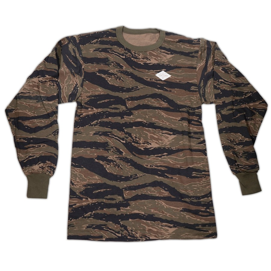 Tiger Stripe L/S Tee (Tiger Stripe Camo)