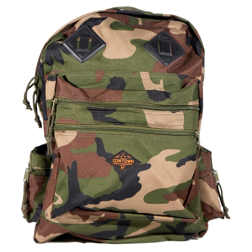 Day Pack (Woodland Camo)