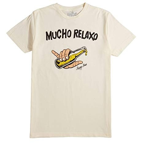 Mucho Relaxo Tee (Natural)