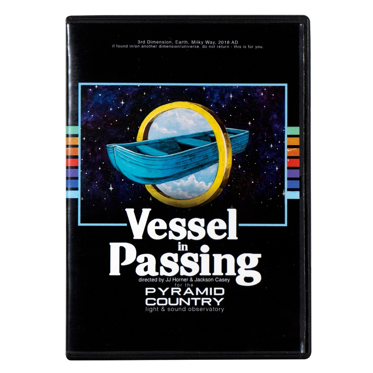 Vessel In Passing DVD