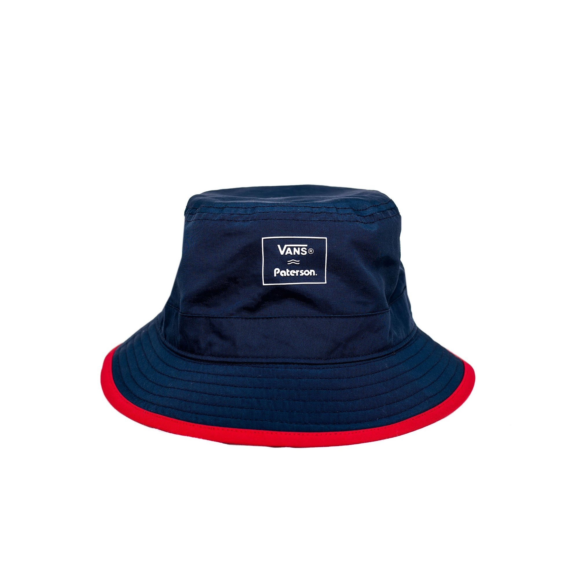 Shaded Bucket Hat (Dress Blues)