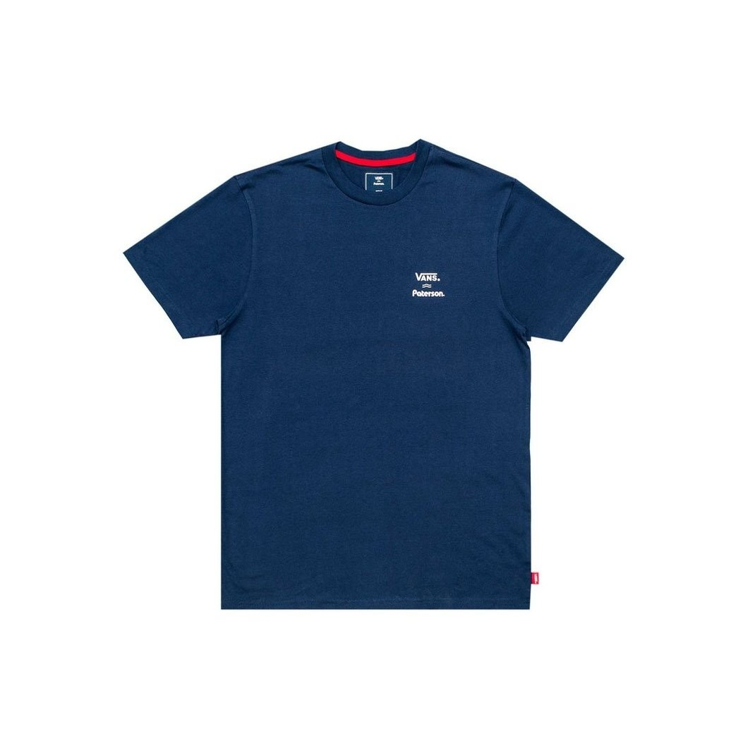 Half Moon Tee (Dress Blues)