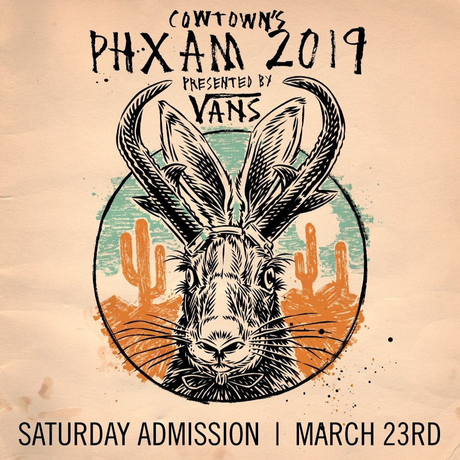 PHXAM PHXAM 2019 Saturday (Qualifiers) Ticket