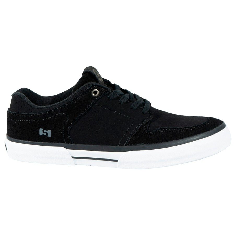 Mercer Low X Cowtown (Black/White)