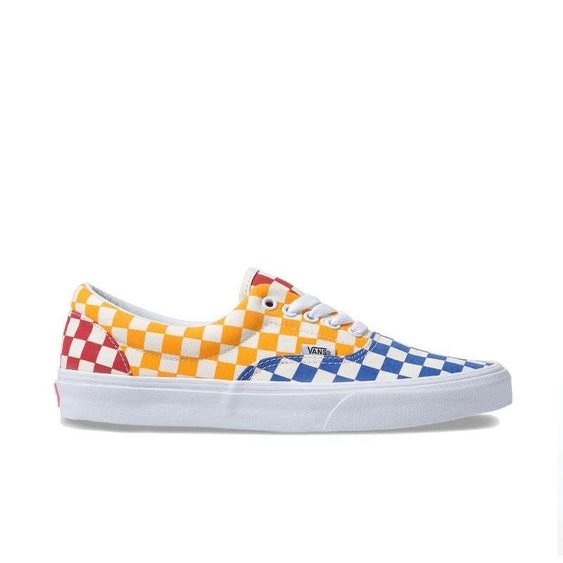 Era (Checkerboard) Multi/True White