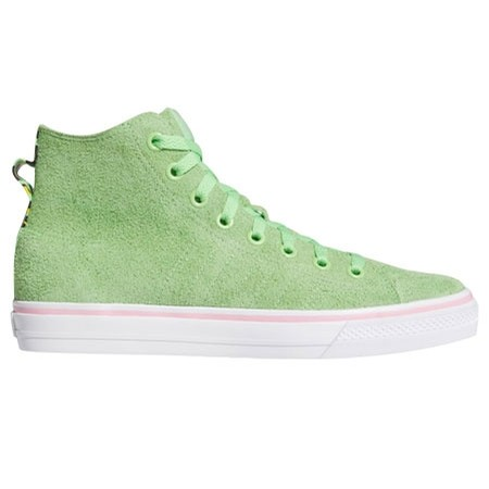 Nizza Hi RFS (Spring Green/White/Light Pink)