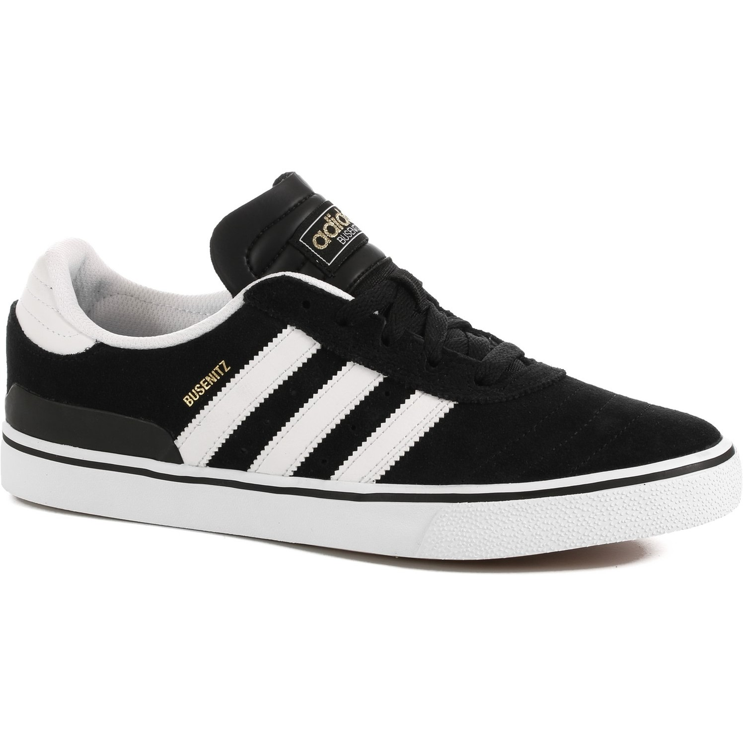 Adidas Busenitz Vulc (Black/Running White/Black)