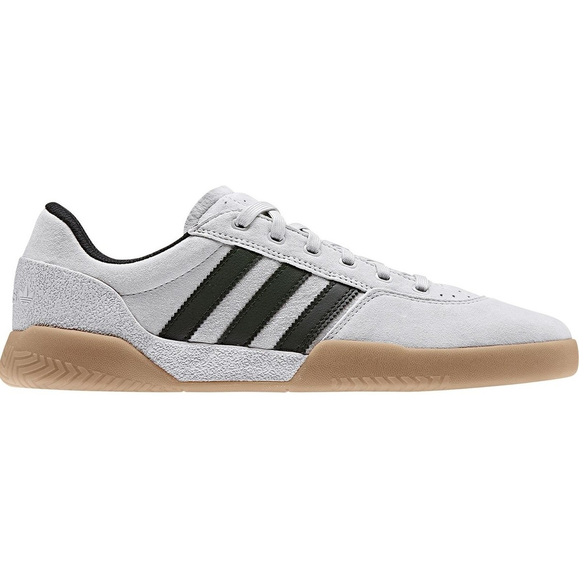 Adidas City Cup (Grey Two/Core Black/Gum)