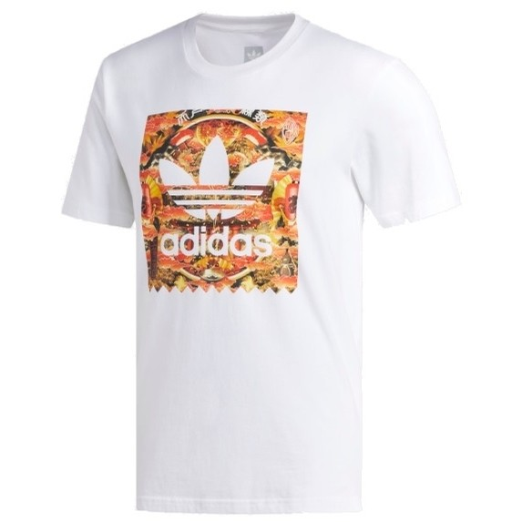 Evisen BB Fill Tee (White)