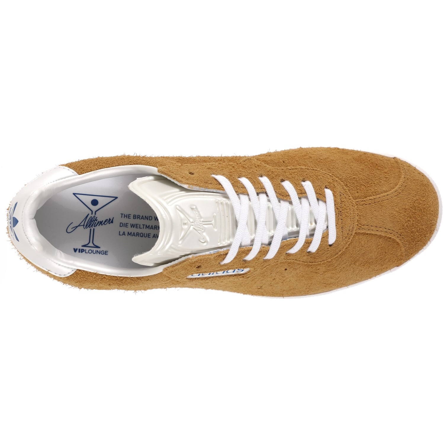 Gazelle Super X Alltimers (Mesa/Chalk White/Blue)