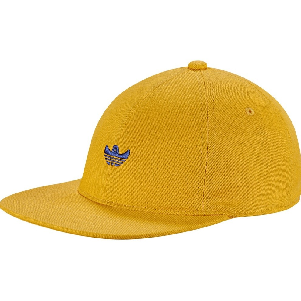 Shmoo Six Panel Hat (Active Gold/Collegiate Royal)