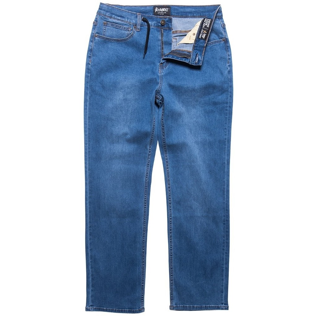 A/989 Feliz Denim (Dusty Blue)
