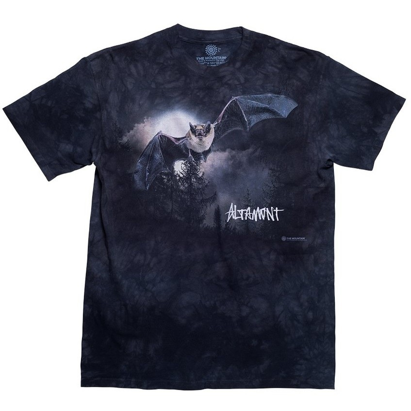 Altamont X The Mountain Tee (Smoke)