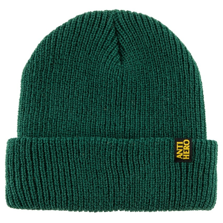 Blackhero Clip Label Beanie (Forest Green)