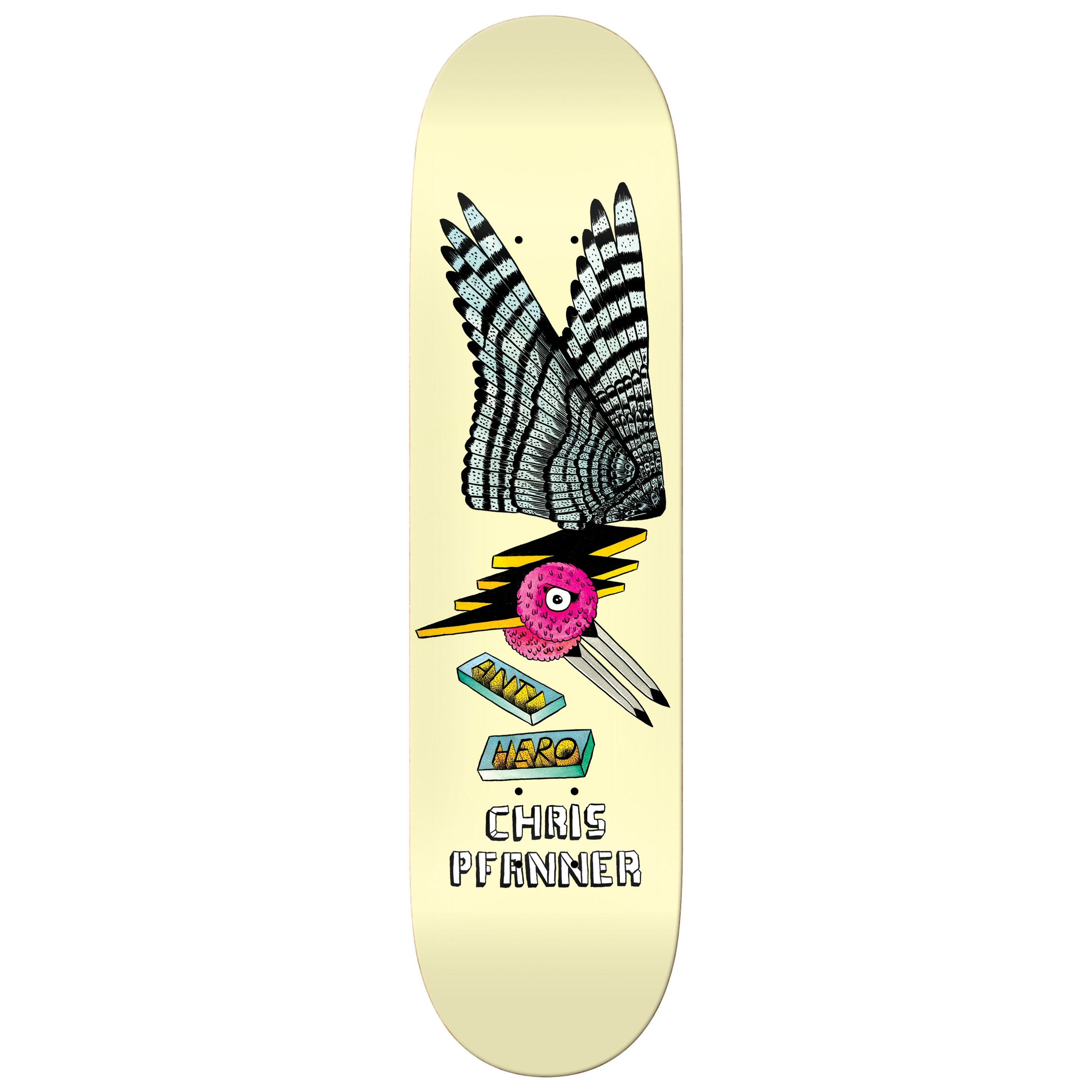 Pfanner We Fly Deck (8.25)