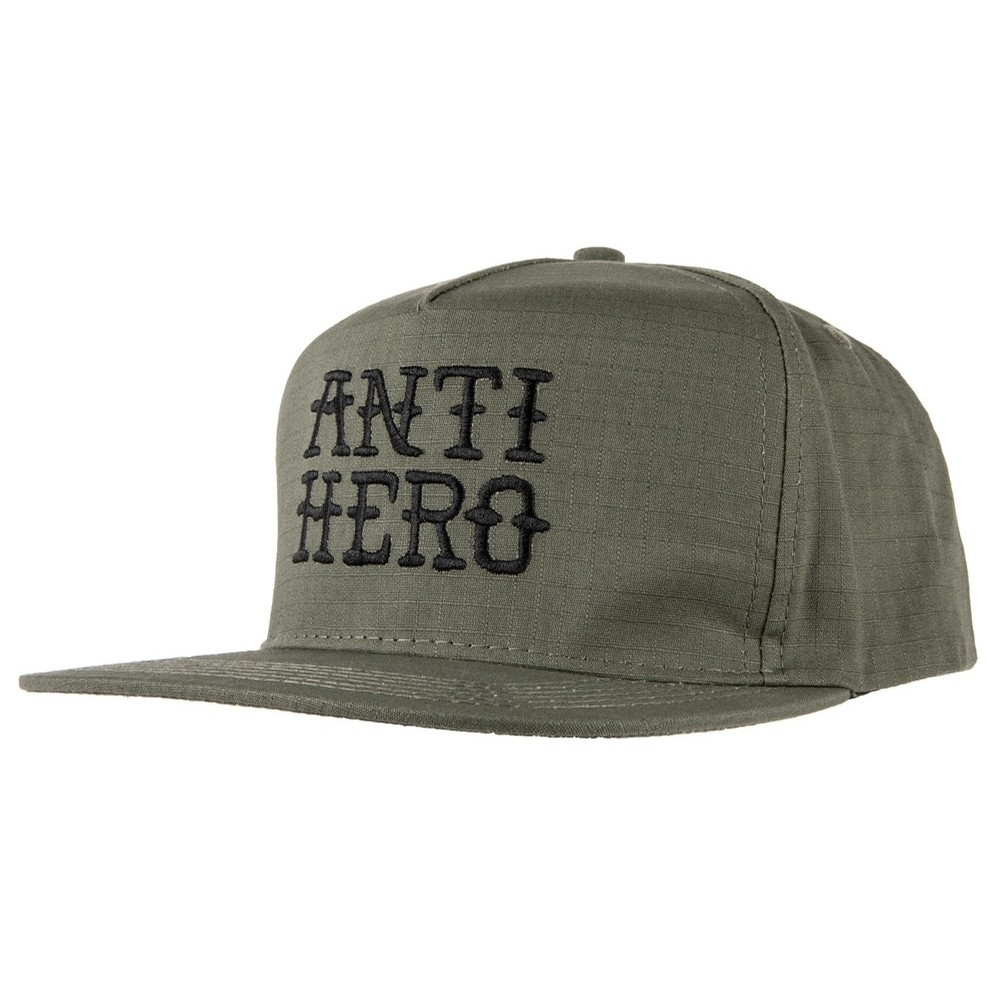 Flash Hero Snapback (Army/Black)