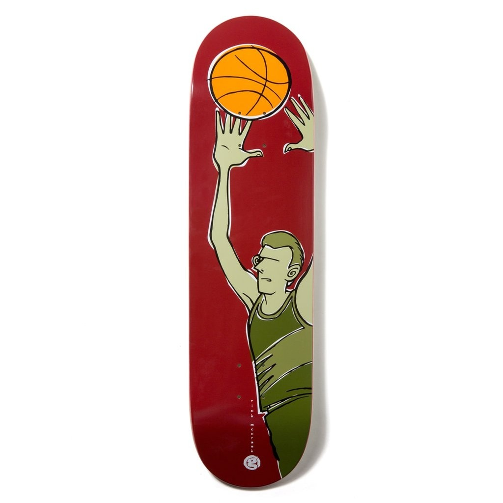 McCrank Jenks Basketball Deck (8.37)